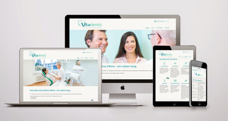 Vitadentis-Zahnarzt-Marketing-Webdesign-Lumina